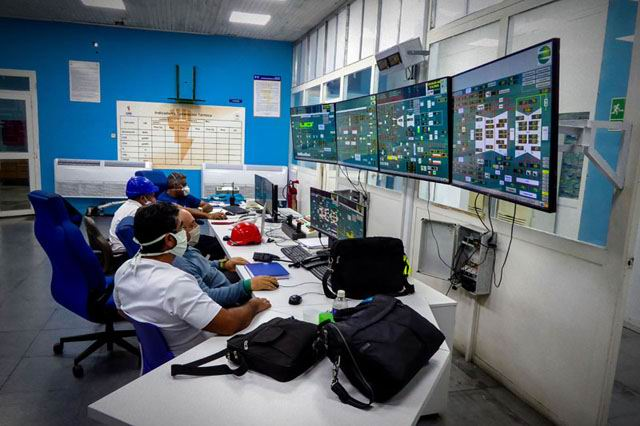 Termoeléctrica de Felton aporta generación estable tras avería