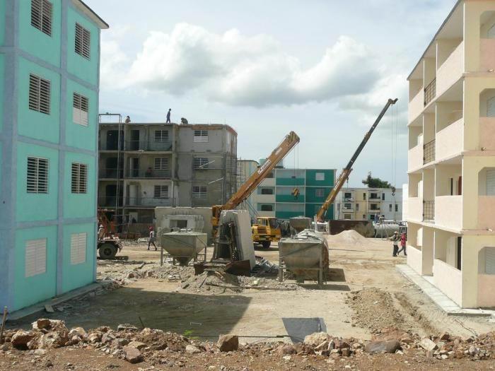 Cuba continuó proceso inversionista en el sector de la construcción