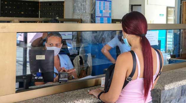 Inicia Correos de Cuba  devolución de efectivo a destinatarios de paquetería