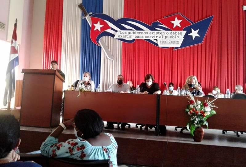 En Audio: Evalúa Central de Trabajadores de Cuba labor de los cienfuegueros