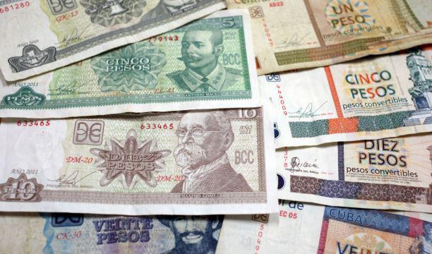 Extienden plazo para el canje en bancos de los pesos convertibles (CUC)