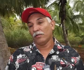 David Fuentes Escalona. Foto: Radio Granma Digital