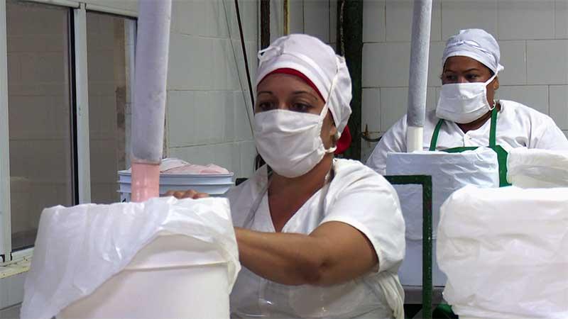 Industria láctea en Cuba por sustituir importaciones