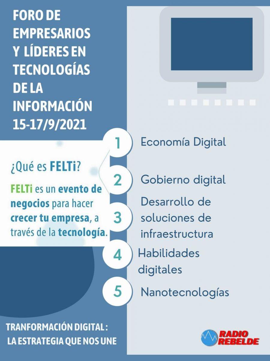 FELTI: transformación digital y oportunidades de negocios (+Audio)
