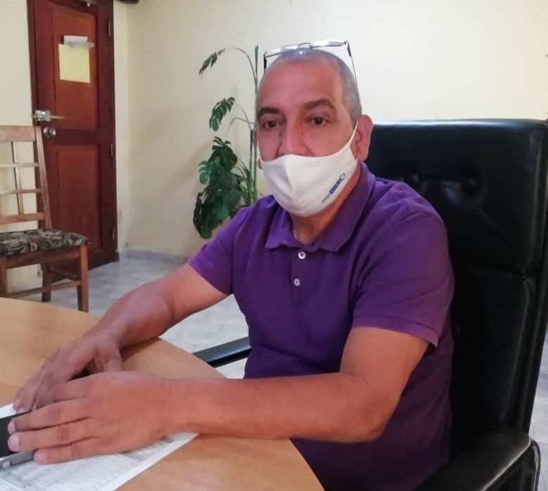 Director Comercial de la entidad exportadora, Francisco Otaño