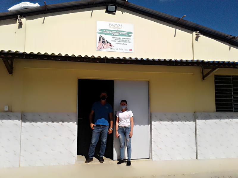 Inaugurarán primer Centro de Beneficio y Procesamiento de yuca en Cuba (+Audio)