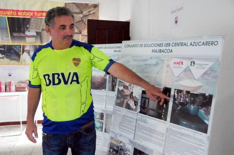 Ingeniero Industrial José Caballero Carballosa