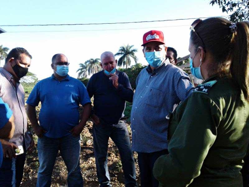 Evalúan desarrollo agrícola en Cienfuegos (+Audio)