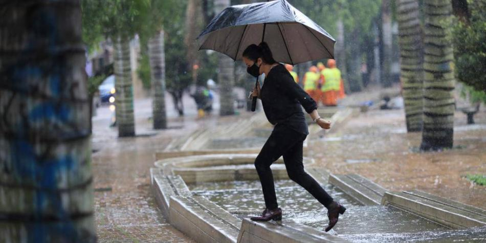 Reportan más de 20.000 afectados por lluvias en Colombia