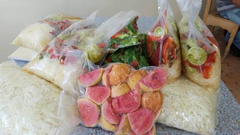 La minindustria aportando alimentos para el pueblo
