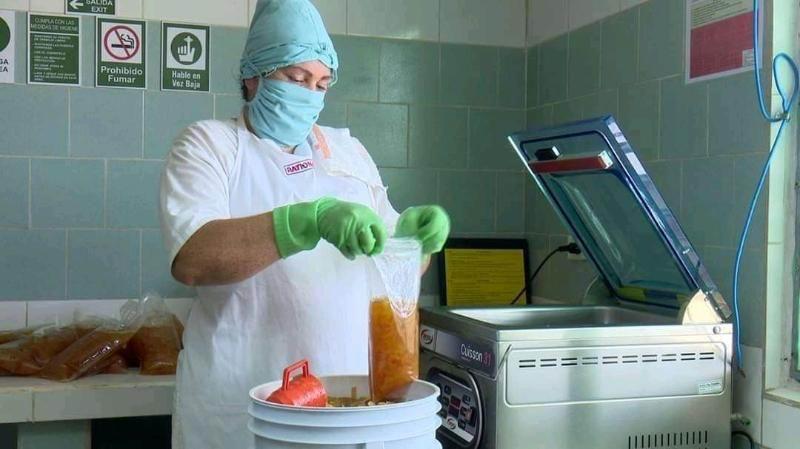 En Audio: Soluciones de alimentos en minindustrias cienfuegueras