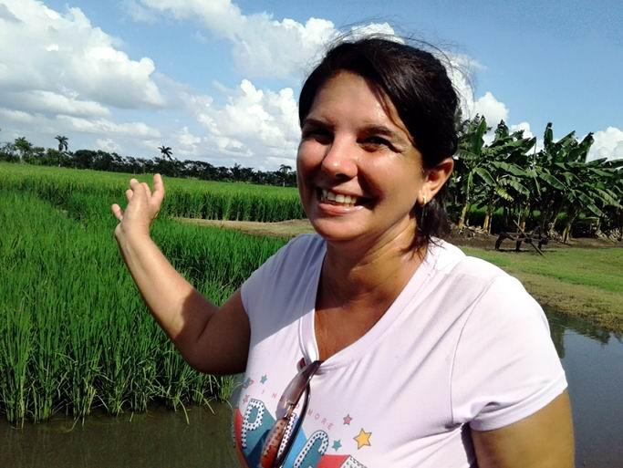 Reconocimientos en Cienfuegos por el Día Internacional de las Mujeres Rurales (+Audio)
