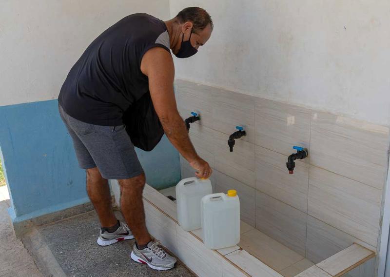 Beneficiada Cojímar con agua de excelente calidad (+Audio)