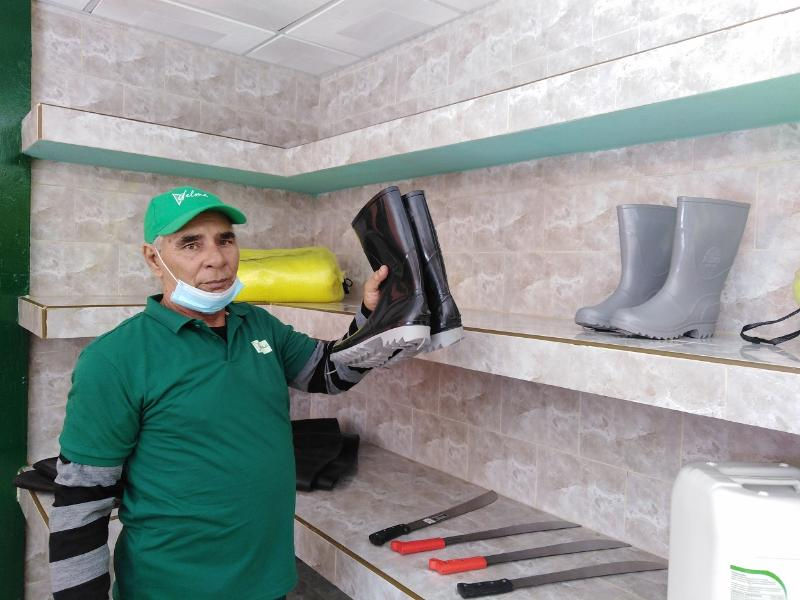Ya funciona en Las Tunas la primera tienda de insumos y equipamiento agrícola en MLC