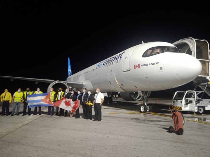 Aeropuerto Frank País de Holguín: De nuevo en operaciones (+Audio)