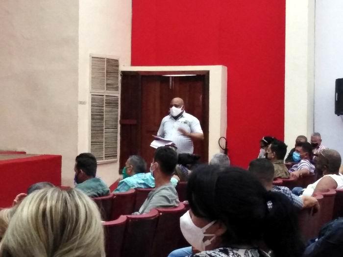 Inicia en Las Tunas seminarios municipales de estímulo a los productores agropecuarios (+Audio)