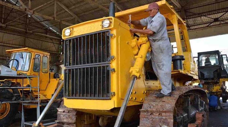 Frente al bloqueo yanqui, Soluciones Mecánicas en Camagüey