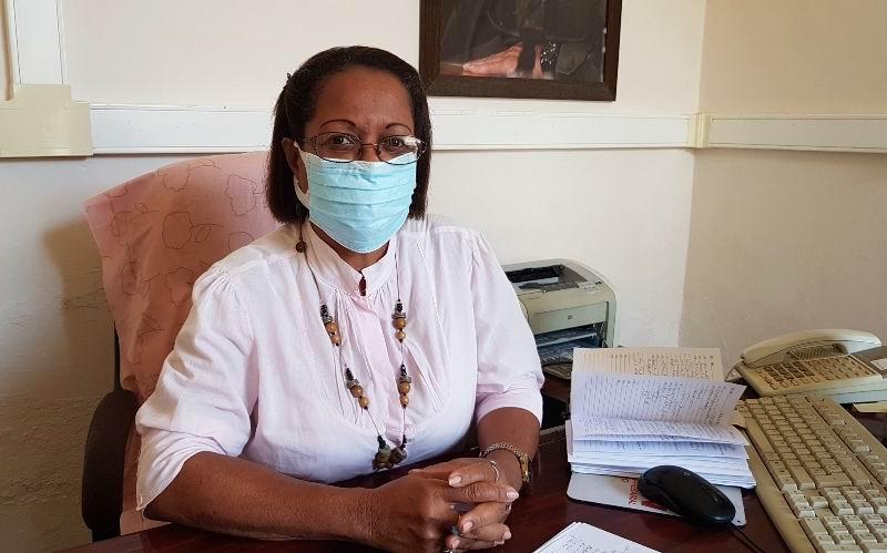 Directora de la Delegación Territorial Camagüey-Ciego de Ávila, de la Cámara de Comercio de Cuba, Máster en Ciencias, Tania Rodríguez Mexidor