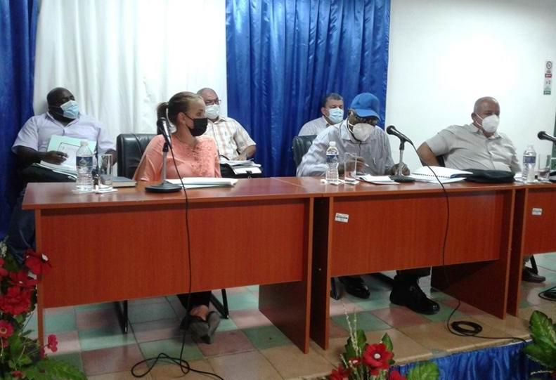 Evaluó Salvador Valdés Mesa Programa de Soberanía Alimentaria en Cienfuegos (+Audio)