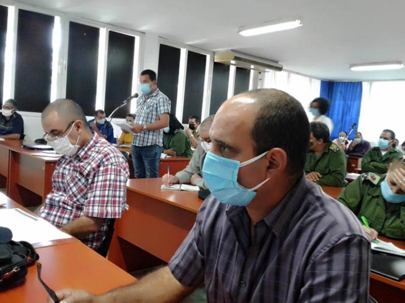 Concluyó Salvador Valdés ciclo evaluativo del Autoabastecimiento Municipal por Cuba