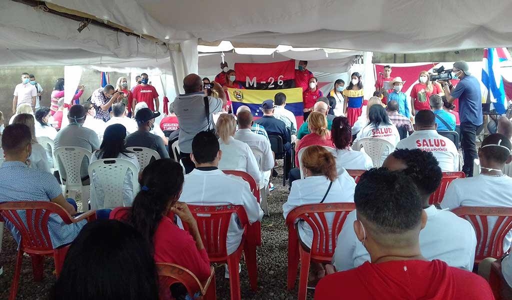 En Venezuela se conmemora el 26 (+Audio)