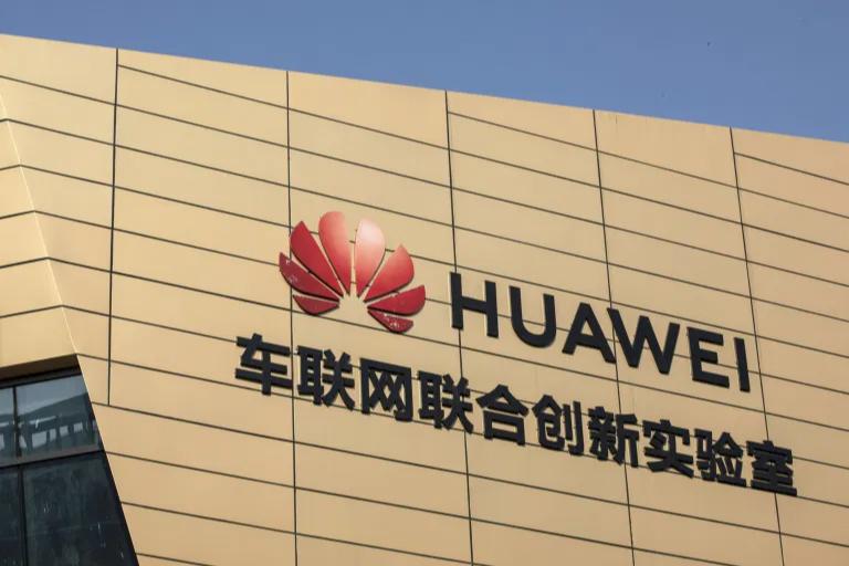 In parting shot, Trump halts supplies to China Huawei