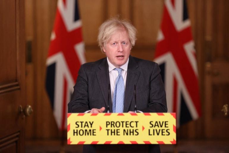 UK reaches 15 million COVID jab milestone