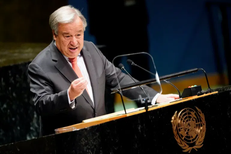 UN Security Council backs Antonio Guterres for second term