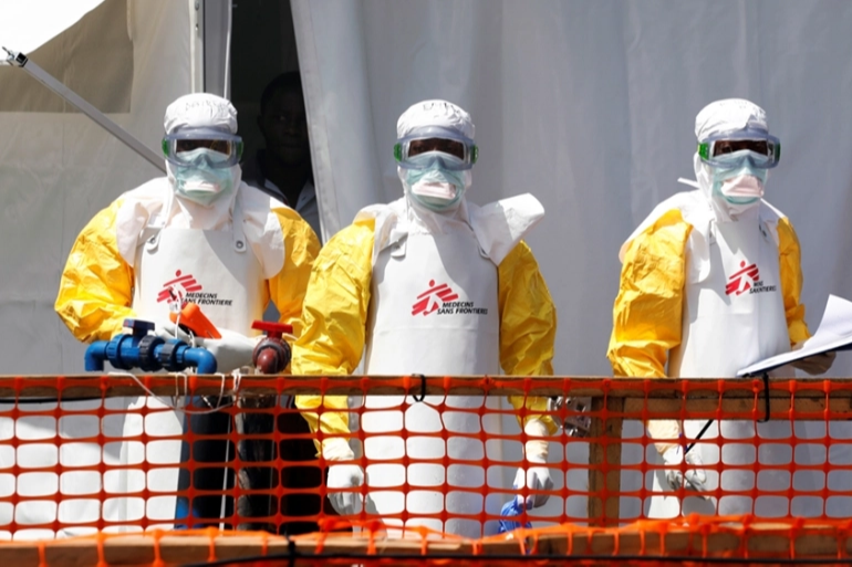 New Ebola case detected in eastern DRC