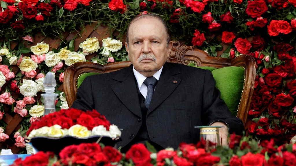 Fallece el expresidente de Argelia Abdelaziz Bouteflika