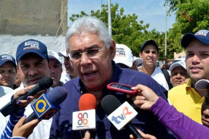 En Venezuela abren investigación a gobernador de Anzoátegui por mala gestión