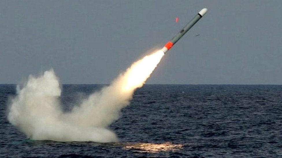 Estados Unidos lanza ataques contra Siria