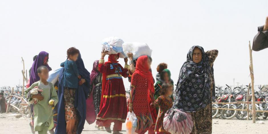 Busca la ONU recaudar fondos para evitar una nueva crisis humanitaria en Afganistán