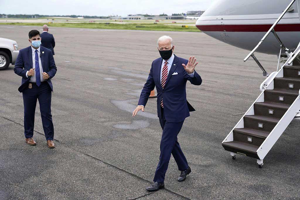 Vuela Biden a Europa en su primera gira al exterior, con marcado acento antichino