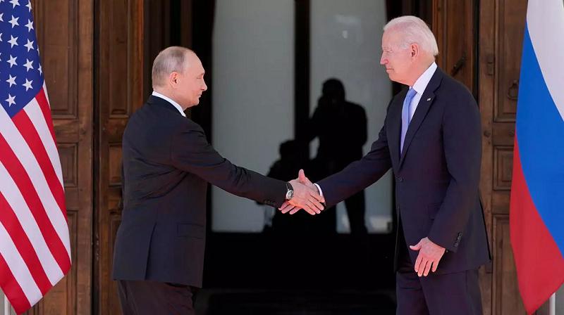 Del encuentro entre Putin y Biden