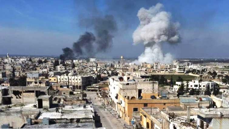 Condena Rusia primer ataque militar del gobierno de Joe Biden, enfocado en Siria
