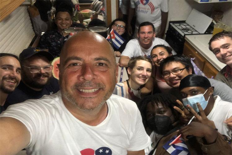 Puentes de Amor pide paz y armonía entre EE.UU. y Cuba