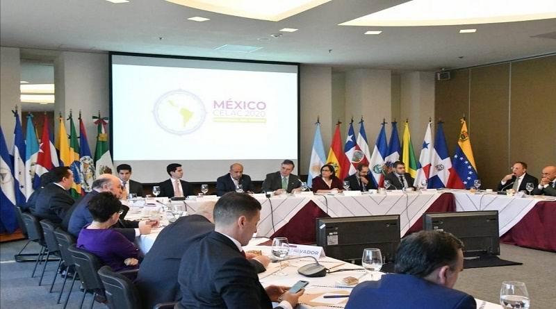 México ocupó la presidencia pro tempore del mecanismo durante el año 2020, la cual se prorrogó hasta 2021