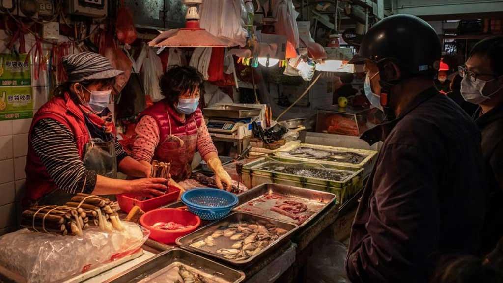 Descartan científicos chinos el origen artificial del coronavirus