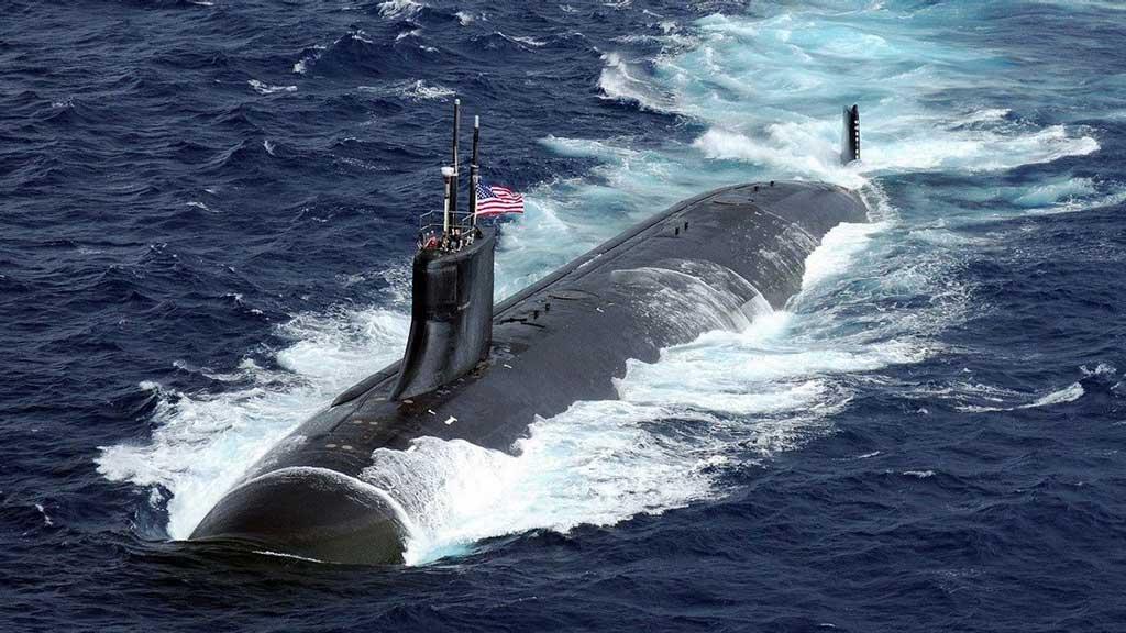 Preocupa a China incidente de submarino nuclear en el Indo-Pacífico (+Video)