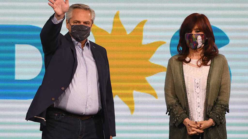Defiende Cristina Fernández cambio de rumbo en coalición gobernante argentina