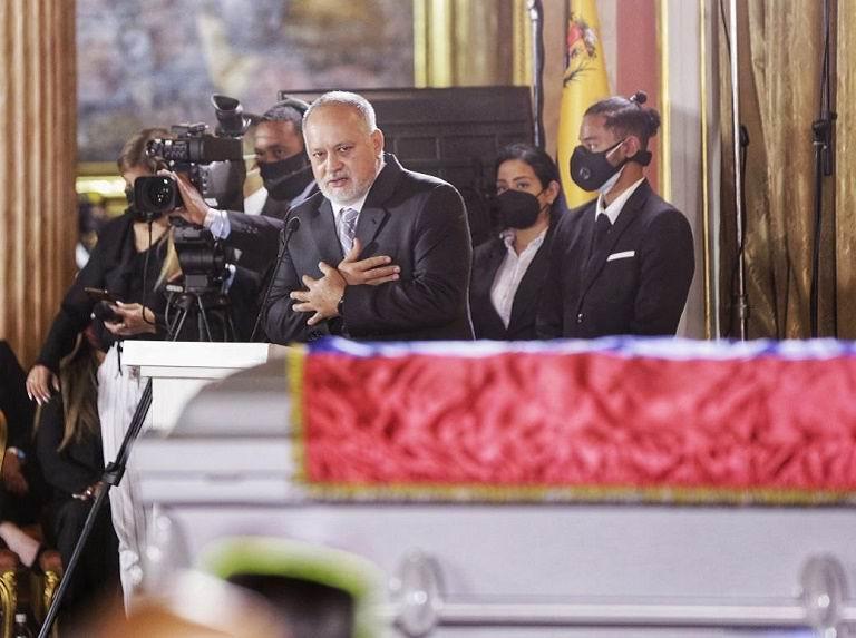 Diosdado Cabello llama a seguir el ejemplo de Aristóbulo