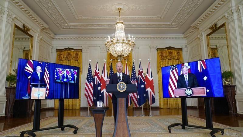 Críticas de China y Francia por nuevo pacto entre EEUU, Reino Unido y Australia (+Video)