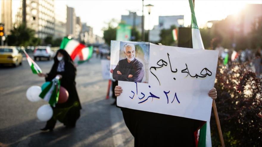 Inicia veda electoral en Irán para los comicios presidenciales
