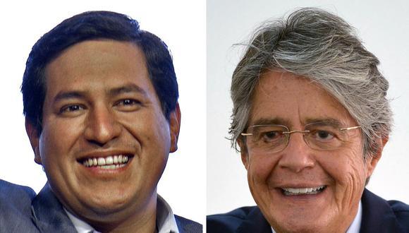 Gira Ecuador a la derecha y un izquierdista sorprende en Perú