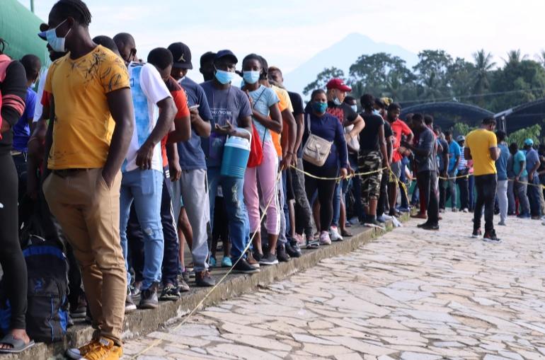 U.S.-Mexico border crossing arrests reach record highs