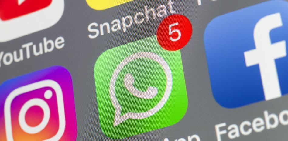 WhatsApp, Instagram y Facebook sufren una caída de su servicio a nivel mundial