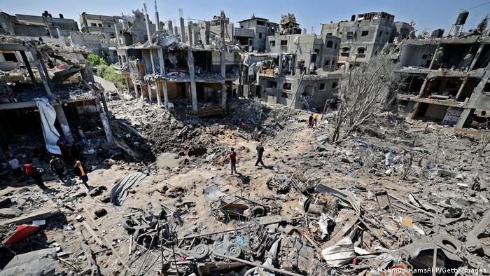Lanza Israel intensos bombardeos sobre la Franja de Gaza