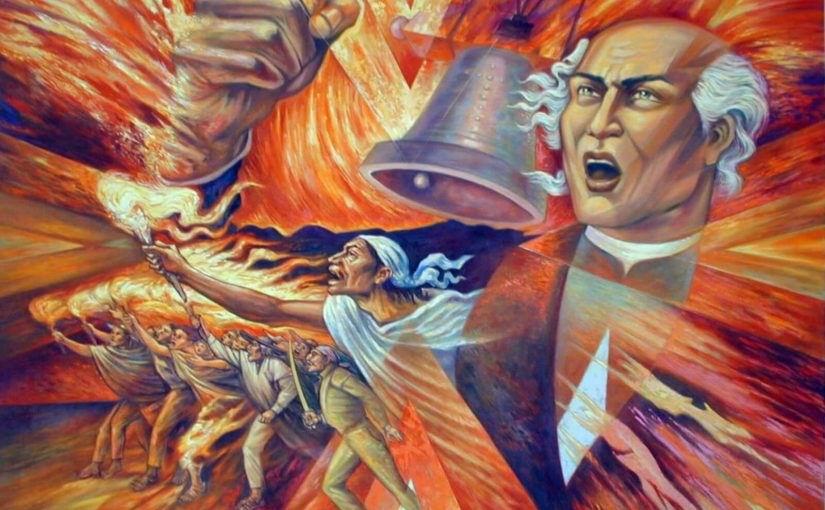 Grito de Dolores: Y empezó un pueblo a nacer