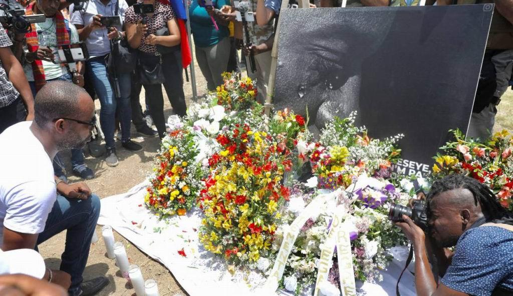 En Haití reclaman justicia en caso de asesinato de presidente Jovenel Moïse